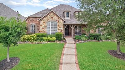 Frisco Single Family Home For Sale: 6980 Redcreek Trail