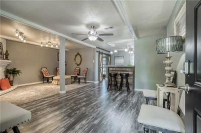 Mesquite Single Family Home For Sale: 321 W Grubb Drive