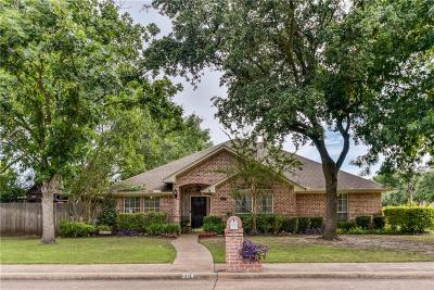 Waxahachie Single Family Home For Sale: 304 Sioux Court