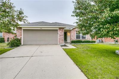 Forney Single Family Home For Sale: 1506 Warrington Way
