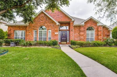 Irving Single Family Home For Sale: 9514 Valley Lake Lane