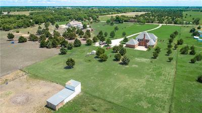 Farmersville Single Family Home For Sale: 18811 County Road 656