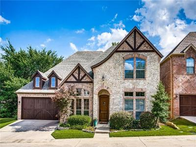 North Richland Hills Residential Lease For Lease: 7129 Stone Villa Circle