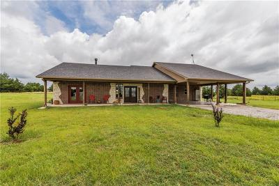 Grayson County Single Family Home For Sale: 737 Jim Lamb Road