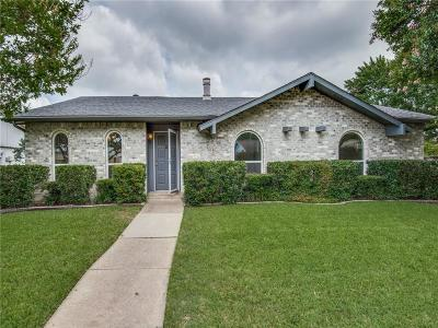 Carrollton Single Family Home Active Option Contract: 3123 Falkland Road