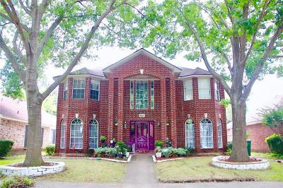 Cedar Hill Single Family Home For Sale: 1615 Allen Drive