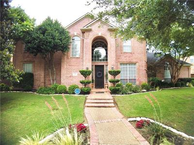 Coppell Single Family Home For Sale: 1330 Westchester Drive