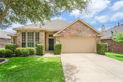 Sachse Single Family Home Active Option Contract: 6321 Timbercrest Trail