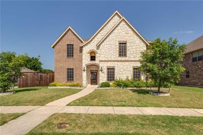 Allen Single Family Home For Sale: 1622 Sul Ross Drive
