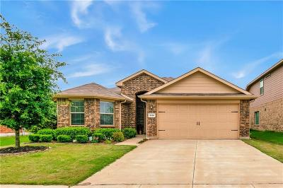 Fort Worth Single Family Home For Sale: 2656 Clarks Mill Lane