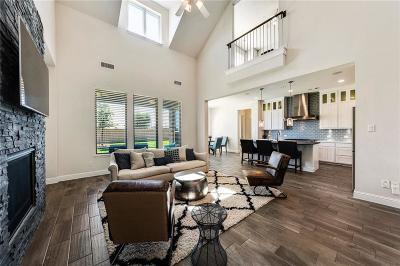 McKinney Single Family Home For Sale: 7413 E Fork Lane