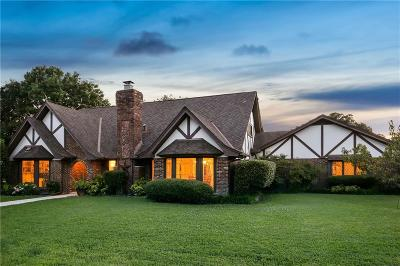 Colleyville Single Family Home For Sale: 5912 Quality Hill Road