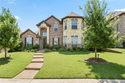Denton County Single Family Home For Sale: 9260 County Down Lane