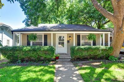 Arlington Heights Single Family Home For Sale: 3805 El Campo Avenue