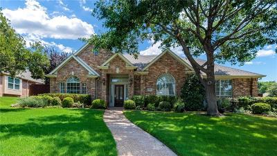 Plano TX Single Family Home Active Option Contract: $500,000