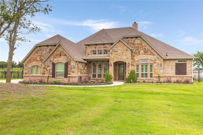 Aledo Single Family Home For Sale: 209 Parc Oaks Drive