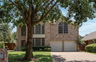 Addison Single Family Home For Sale: 14632 Waterview Circle