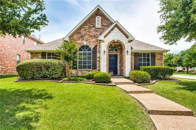 Frisco Single Family Home Active Option Contract: 2233 Stuttgart Drive