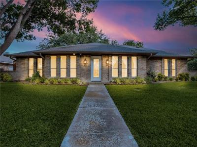 Plano Single Family Home For Sale: 1808 Tampico Drive