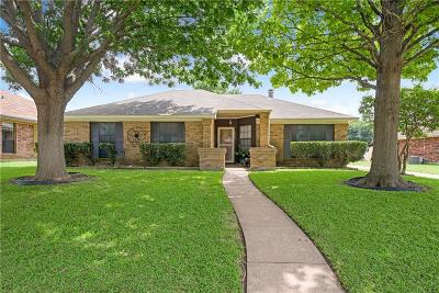 Allen Single Family Home Active Option Contract: 1302 Petunia Drive