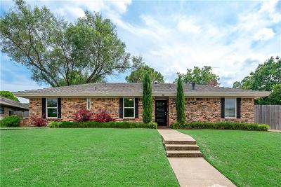 Plano Single Family Home For Sale: 2724 Russwood Lane