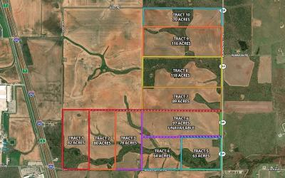 Wichita County Farm & Ranch For Sale: Tract 5 Bacon Switch Rd