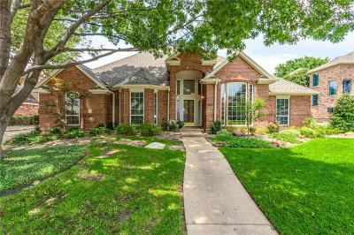 Colleyville Single Family Home Active Option Contract: 3406 Middleton Way
