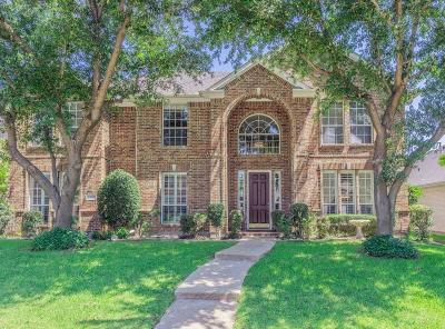 Plano Single Family Home For Sale: 3733 Stoneway Drive