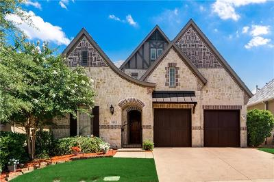 Mckinney Single Family Home For Sale: 8605 Wakefield Drive