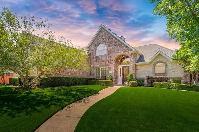 Colleyville Single Family Home For Sale: 6812 Milton Drive