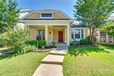 Denton County Single Family Home For Sale: 1410 Kingston Place