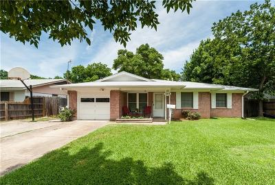 Lewisville Single Family Home For Sale: 1014 Shadow Wood Lane