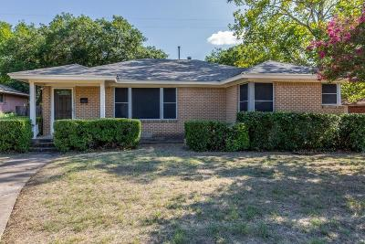 Dallas Single Family Home For Sale: 2444 Southwood Drive