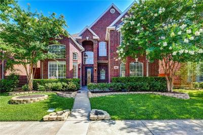 Coppell Single Family Home For Sale: 925 Brentwood Drive