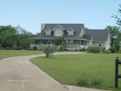 Comanche Single Family Home For Sale: 157 Patti Lane