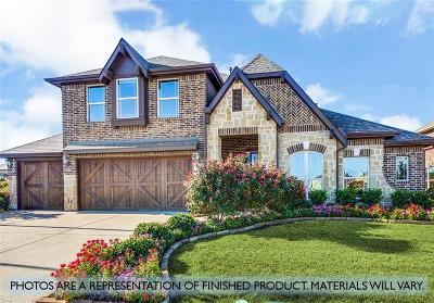 Waxahachie Single Family Home For Sale: 1512 Granite Way