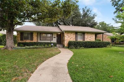 Lake Highlands Single Family Home For Sale: 6546 Kingsbury Drive