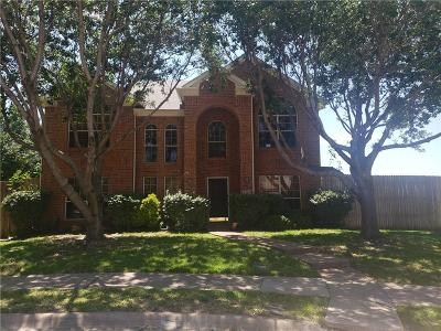 Denton County Single Family Home For Sale: 6501 Matson Drive