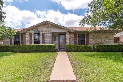 Dallas County, Denton County, Collin County, Cooke County, Grayson County, Jack County, Johnson County, Palo Pinto County, Parker County, Tarrant County, Wise County Single Family Home For Sale: 2206 Village Crest Drive