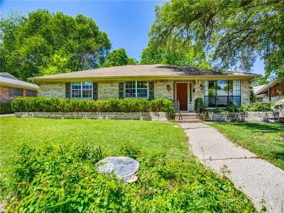 Garland Single Family Home For Sale: 905 Carroll Drive