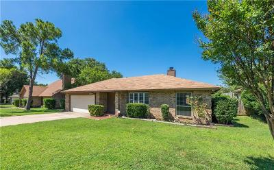 Fort Worth Single Family Home For Sale: 3904 Anewby Way