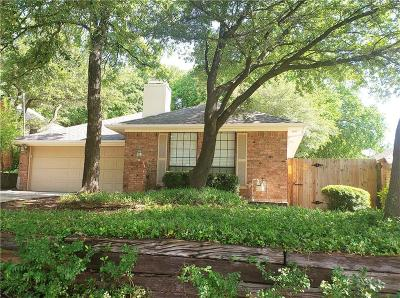 Mckinney Single Family Home For Sale: 2304 Rockhill Road