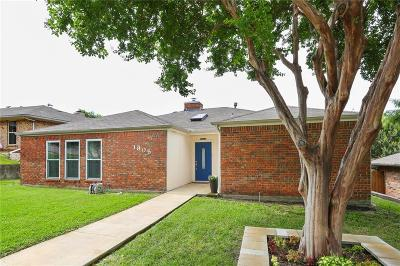 Carrollton Single Family Home For Sale: 1805 Green Ridge Drive