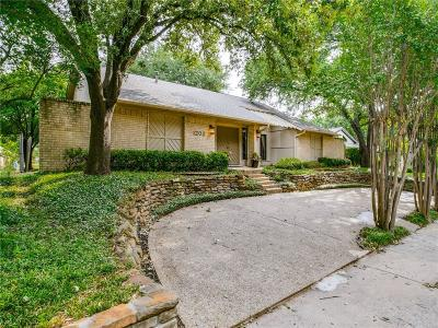 Carrollton Single Family Home For Sale: 1202 Wiltshire Drive