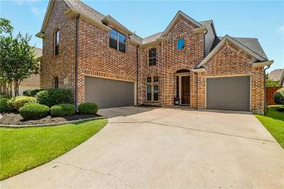 Frisco Single Family Home For Sale: 15629 Crown Cove Lane