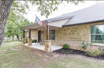 Wise County Single Family Home For Sale: 576 County Road 3555