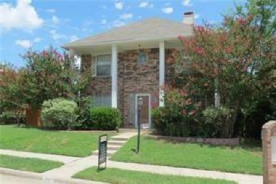 Coppell Residential Lease For Lease: 584 Lake Forest Drive