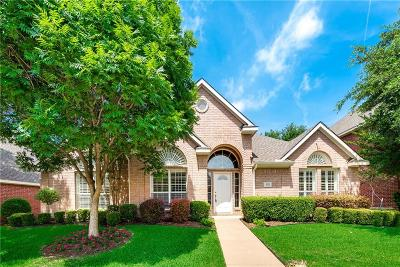 McKinney Single Family Home For Sale: 112 Falcon Creek Drive