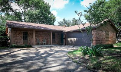 Dallas County Single Family Home For Sale: 2601 Chevy Chase Drive