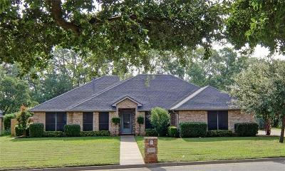 Weatherford Single Family Home Active Option Contract: 1651 Roberts Bend